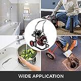 Mophorn Drain Cleaner Machine
