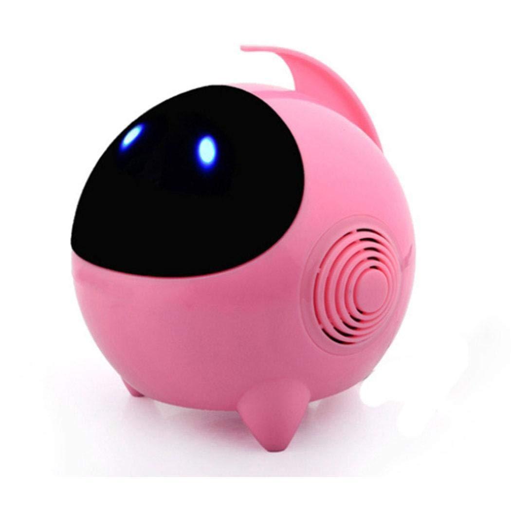 Atmeyol Mini Portable Cute USB Interface Speaker Home MP3 Player Speaker Bedroom Sets