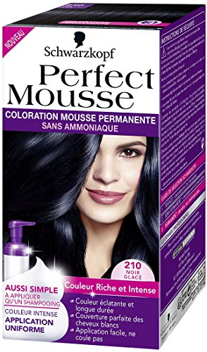 Coloration cheveux sans ammoniaque mousse