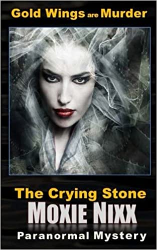 Amazon com: Gold Wings are Murder: The Crying Stone (9781517345341
