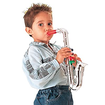 Bontempi Junior Toy Saxophone by: Toys & Games