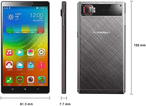 Lenovo VIBE Z2 Pro K920 - Smartphone de 6