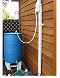 Rain Barrel Diverter kit for 2x3 downspout--Save Water