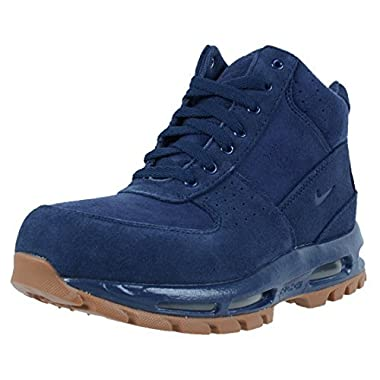 pretty nice 438e4 f2b98 NIKE KIDS AIR MAX GOADOME GS ACG BOOTS MIDNIGHT NAVY MIDNIGHT NAVY 311567  400