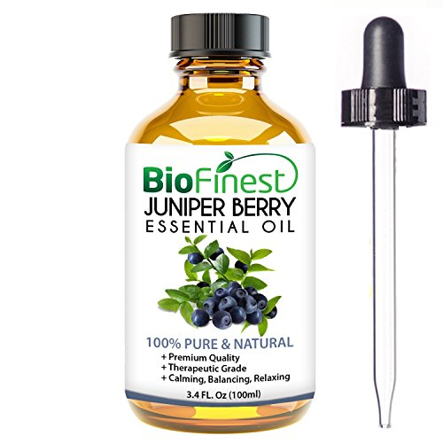 BioFinest Juniper Berry Oil Aromatherapy