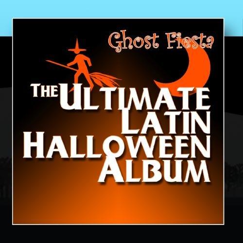 Price comparison product image The Ultimate Latin Halloween Album