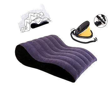 Amazon.com: blue--net - Sofá hinchable de posición, sofá ...