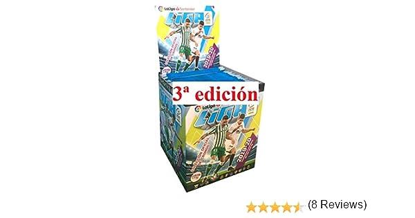 3 edición!!! 1 Caja con 50 Sobres Liga Este 2019 2020 Panini ...
