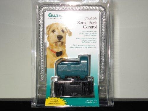 Guardian GUSB-150 UltraLight Sonic Bark Control Collar Small Dogs