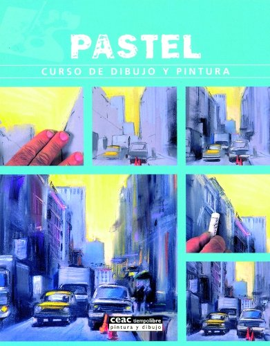 Pastel / Cake: Curso De Dibujo Y Pintura (Spanish Edition)