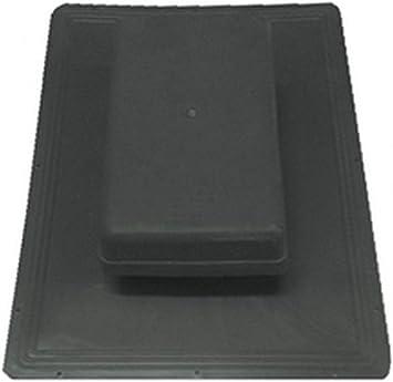 Negro Ventilación. – Purgador Ventilador de techo claraboya techo ...