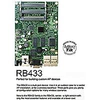 Mikrotik RB433 RouterBOARD 300MHz Atheros CPU 64MB RAM 3 LAN