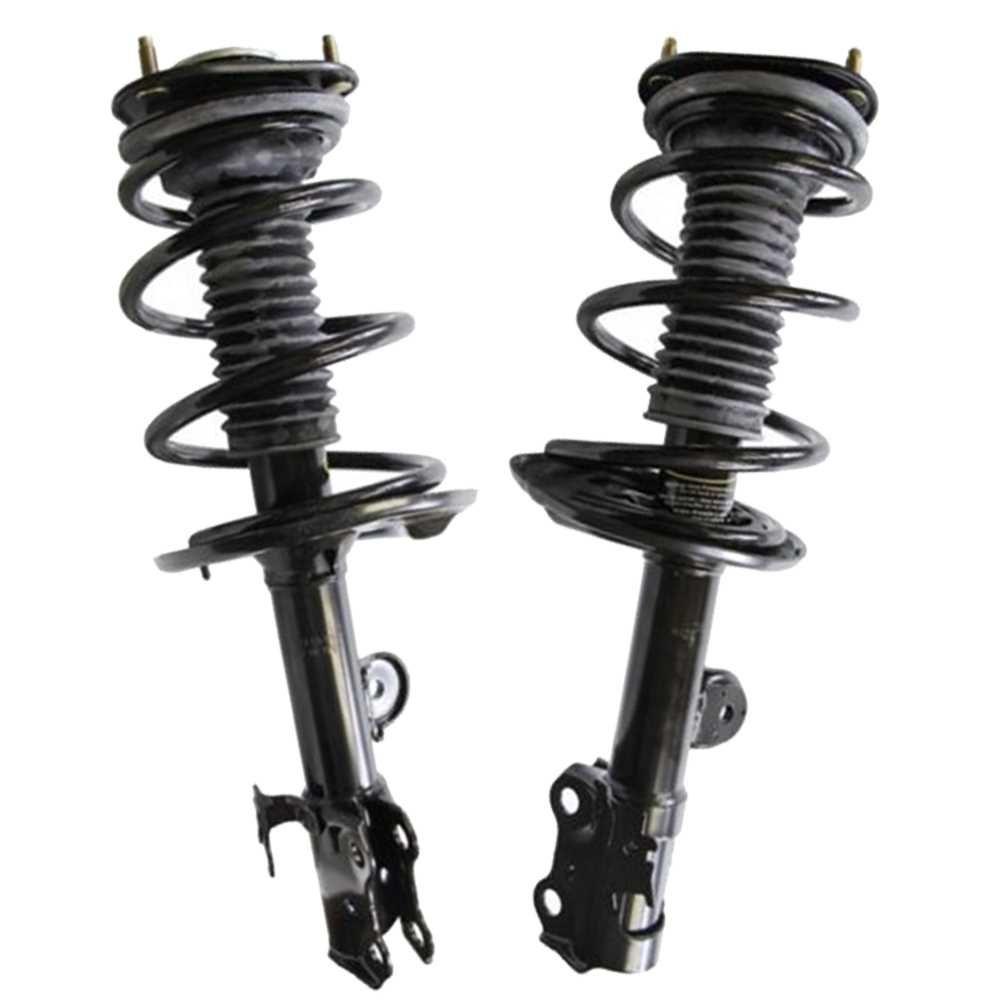 Prime Choice Auto Parts CST100722PR Pair of Complete Strut Assemblies