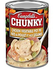 Campbell's Chunky Chicken Vegetable Pot Pie, 540 mL