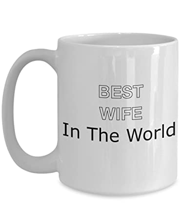 Amazoncom Wife Birthday Gift Ideas Wife Birthday Gift 15 Oz