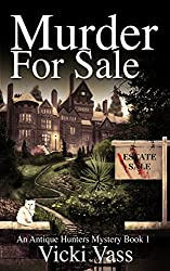 Murder for Sale (Previously Published as Murder by the Spoonful): An Antique Hunters Mystery