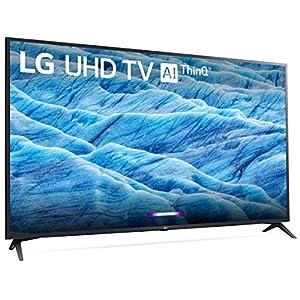 """LG 70UM7370PUA Alexa Built-in 70"""" 4K Ultra HD Smart LED TV (2019) 6"""