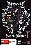 Black Butler (Kuroshitsuji) Collection 1 (Eps 1-12) DVD