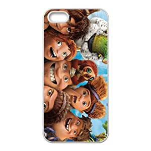 the croods characters iPhone 4 4s Cell Phone Case White 53Go-205951