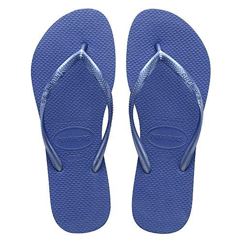 Havaianas Donna Slim Flip Flop Lt Blu