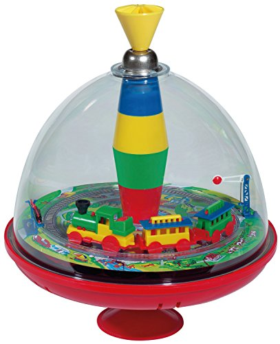 KSM Toys Spinning Train Top by KSM Toys