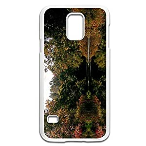 Samsung Galaxy S5 Cases Scenic Design Hard Back Cover Shell Desgined By RRG2G