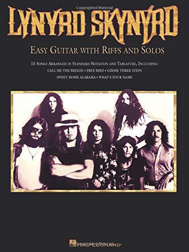 Lynyrd Skynyrd: Easy Guitar With Riffs And Solos: Amazon.es ...