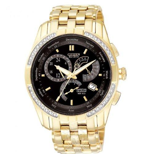 Para hombre Citizen calibre 8700 alarma Diamond Eco-Drive Reloj bl8042 - 54E: Amazon.es: Relojes