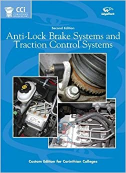 Book Anti-Lock Brake Syst& Traction Cntrl Syst Au