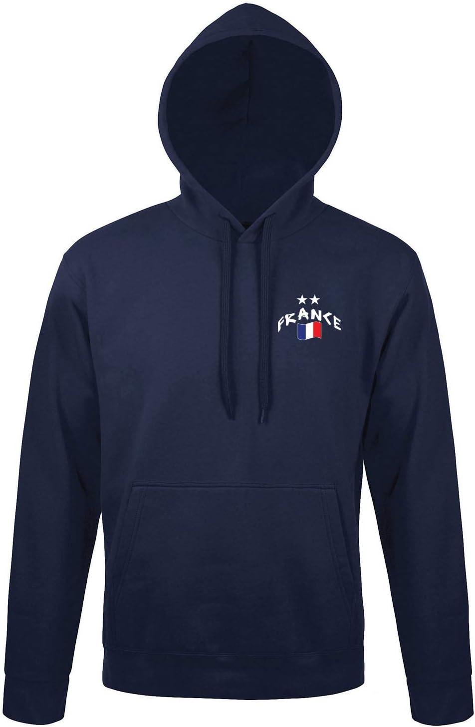 Supportershop France Champions 2 /Étoiles Veste Mixte