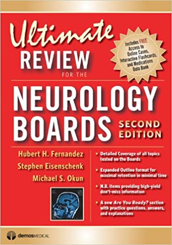 Ultilmate Review For The Neurology Boards Dr Hubert