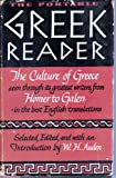 The Portable Greek Reader, W. H. Auden, 0670353299
