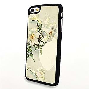 Generic Phone Accessories Matte Hard Plastic Phone Cases Beautiful Blossom fit for Iphone 6 Plus
