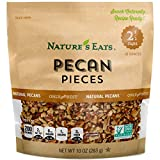 Nature's Eats Pecan Pieces, 10 Ounce