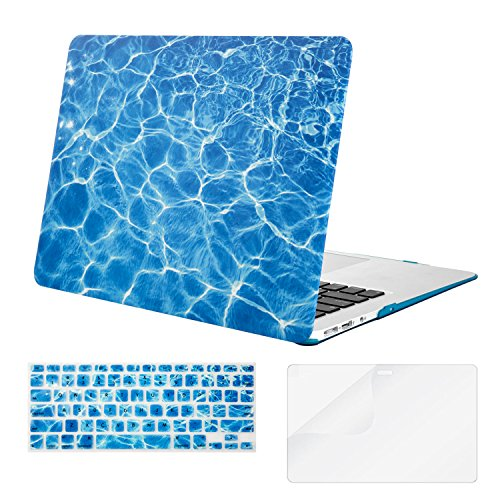 Mosiso Plastic Pattern Keyboard Protector