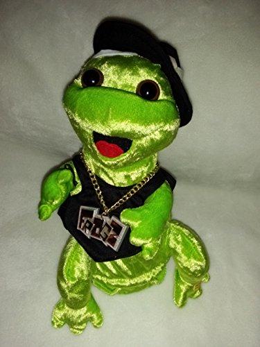 Frogz Rock It Rap It Ribbit Hip Hop Frog Sings Usher Song