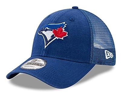 """Toronto Blue Jays New Era 9Forty MLB """"Trucker Washed"""" Adjustable Hat"""