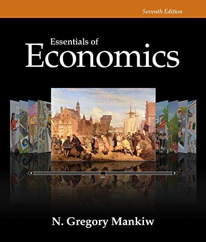 Essentials of Economics Seventh Ed. Paperback
