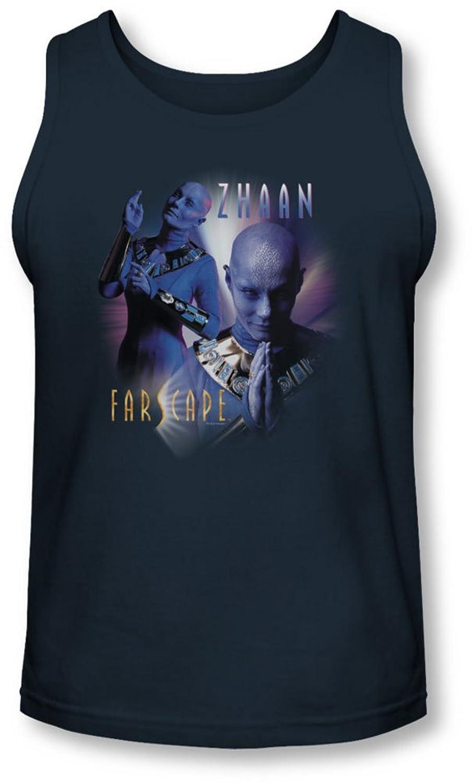 Farscape - Mens Zhaan Tank-Top