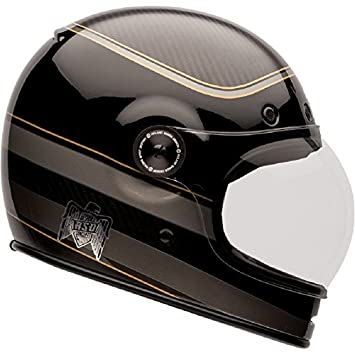 Bell Bell Powersports 600003-025 - Casco de motocicleta, color Negro (Carbon Rsd
