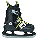 Boys RAIDER ICE Skate, Black/Yellow, 1-5