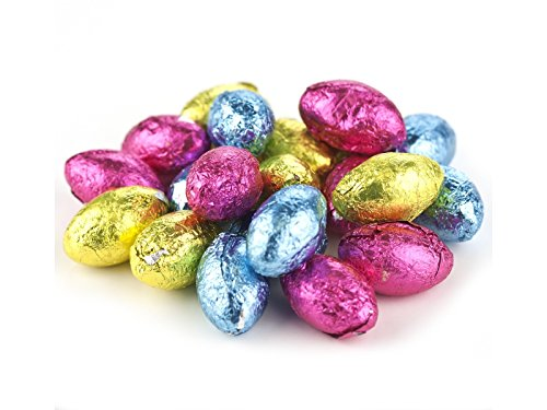 Easter Palmer Chocolate Eggs, Easter Foil in Resealable Bag, 2 Lbs