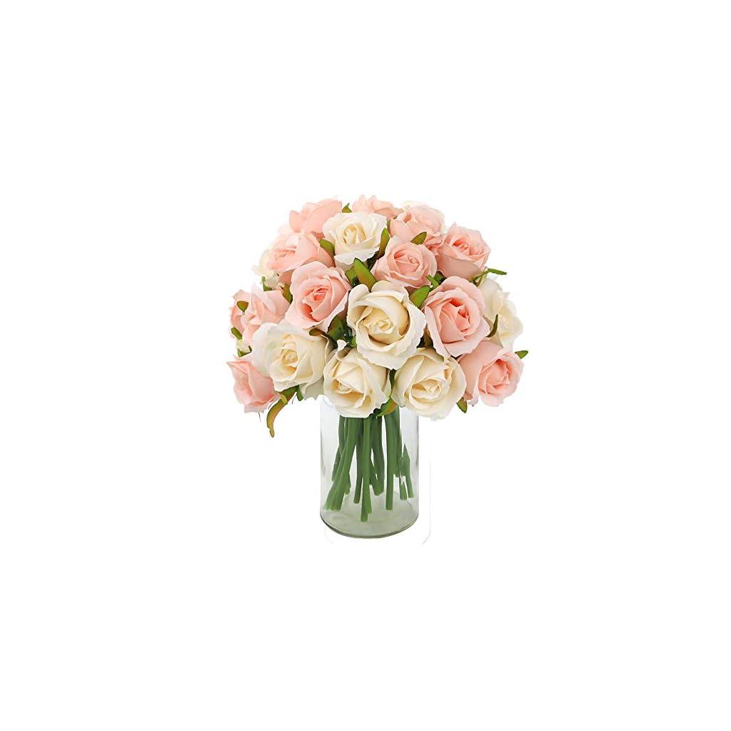 CEWOR-Artificial-Flowers-Silk-Flowers-Bouquet-for-Home-Bridal-Wedding-Party-Festival-Bar-Decor