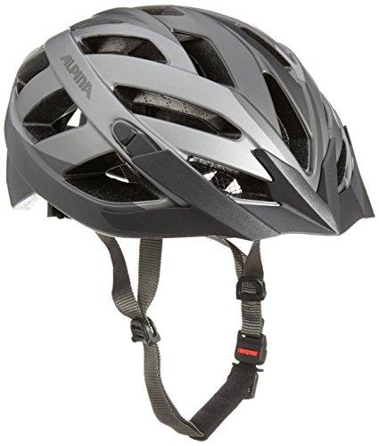 Alpina Panoma L.E. Skiing Helmet Bike Helmet Silver Darksilver-Titanium Size:M (52 - 57 Cm) (Alpine Womens Bike)
