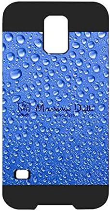 OROTP (TM) Samsung Galaxy S5 i9600 Funda Case Massimo Dutti Luxury Brand Logo Protective Funda Case for Galxy S5: Amazon.es: Electrónica