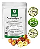#8: Naturevibe Botanicals Camu Camu Extract Powder 6:1 (100 grams) - 6 x more effective - Immunity Booster -High in Vitamin C - Skin Health