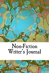 Non-Fiction Writer's Journal Paperback