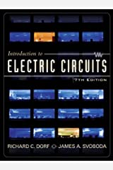 Introduction to Electric Circuits Hardcover