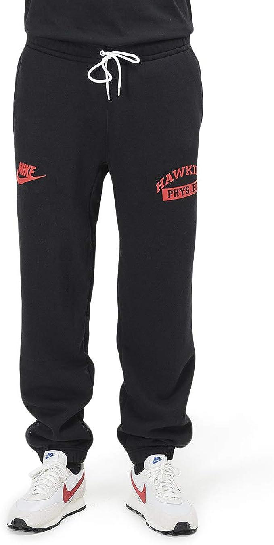 Nike Stranger Things Hawkins High School Sweatpants: Amazon.es ...