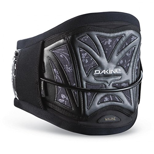 Dakine 10001238 Women's Wahine Kite/Windsurf Harness, Black - XS